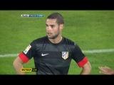 Чемпионат Испании 2012-13 / 12 тур / Гранада - Атлетико (2 тайм)